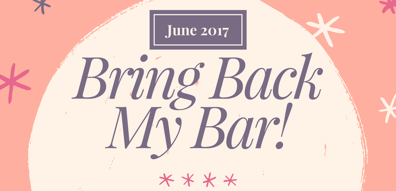 "BBMB! June's ""Bring Back My Bar"" Is Almost Over!"