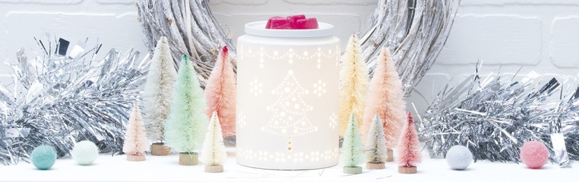 Scentsy Holiday Collection Part III: Diffusers & Oils